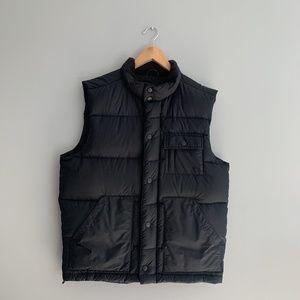 Old Navy Heavyweight Down Puffer Vest Jacket